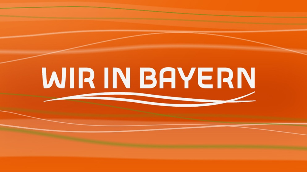 """Bernd Händel live bei """"Wir in Bayern"""" mit Sabine Sauer"""